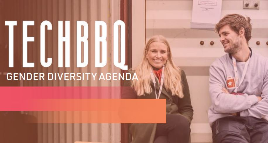TechBBQ Diversity strategi